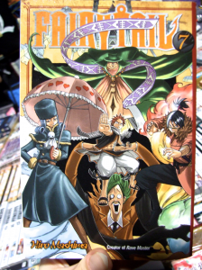 Fairy Tail — Cover Stories: Judge a Book on Whether You'd Buy It