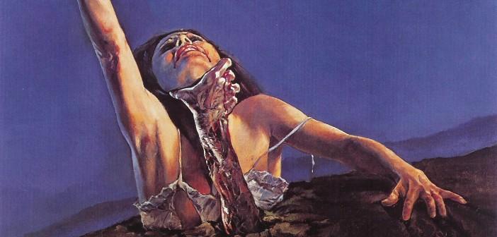 evil dead, film, poster, sam raimi