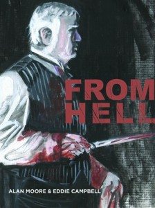 from hell, writer alan moore, artist eddie campbell
