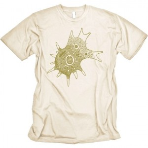 Amoeba shirt