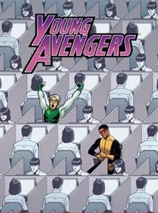 Young Avengers, Gillen & McKelvie, Marvel Comics, 3013