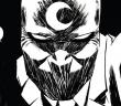 Moon Knight, from issue 5 of Moon Knight (2014). Writer: Warren Ellis. Artist: Declan Shalvey. Color Art: Jordie Bellaire. Letterer: Chris Eliopoulos.