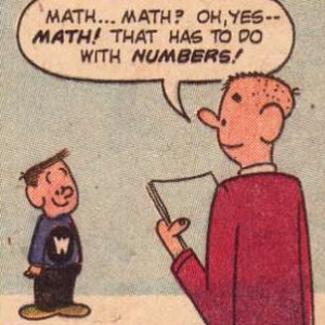 morty, math, four color comics, http://comicbookplus.com/?dlid=34834