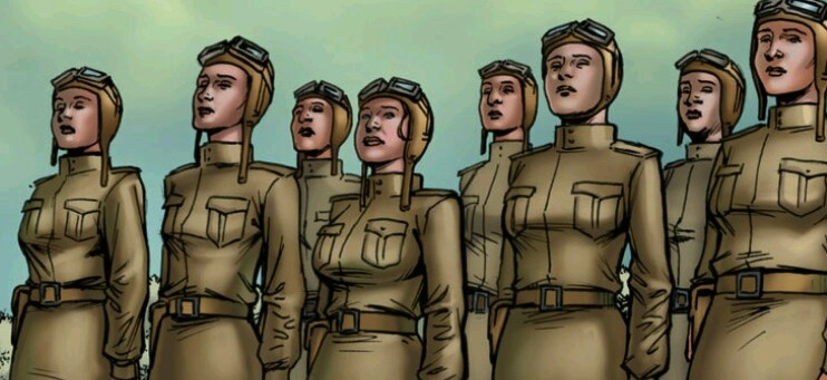 Remembering The Night Witches