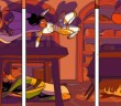 Princeless: The Pirate Princess #1/4 Publisher: ACTION LAB ENTERTAINMENT (W) Jeremy Whitley (A/CA) Rosy Higgins, Ted Brandt