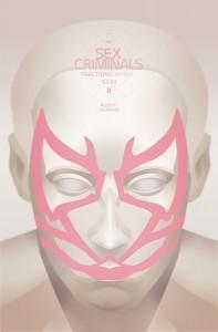 Sex Criminals #8  Chip Zdarsky September 2014 Image Comics