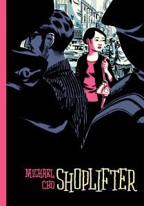 shoplifter by creator michael cho, pantheon press, 2014