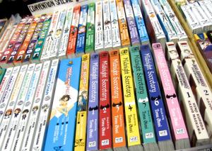 Midnight Secretary, ミッドナイト·セクレタリ, Middonaito Sekuretari, Ohmi Tomu, Petit Comic, Viz