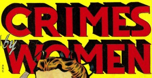 Stock: CRIMES BY WOMEN 04, digital comics museum, 1948, Fox Features Syndicate