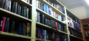 The Strand Bookshelves Christa Seeley 2012