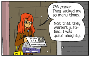 Scary Go Round, Bad Machinery, John Allison, 2014