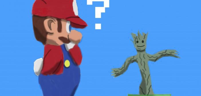 Super Mario Groot, Newgrounds, http://www.newgrounds.com/art/view/manenames/super-mario-groot