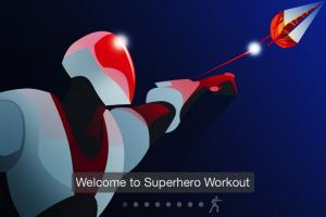 7-minute Supehero Workout, Six by Six, 2014