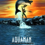 AQUAMAN #40. Inspired by FREE WILLY. Cover Art by Richard Horie. DC Comics. Variant Cover.