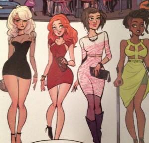 Batgirl 37, Alysia Yeoh, Babs Tarr, Brendan Fletcher, Cameron Stewart, DC Comics, 2014