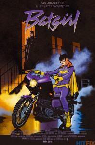 BATGIRL #40. Inspired by PURPLE RAIN. Cover Art by Cliff Chiang. DC Comics. Variant Cover