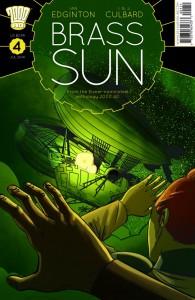 Brass Sun cover