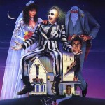 Beetlejuice. 1988. Directed by Tim Burton. Movie Poster.