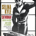 CATWOMAN #40. Inspired by BULLITT. Cover art by Dave Johnson. DC Comics. Variant Cover