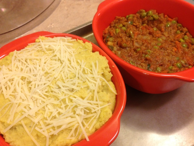CYC shepherds pie assembly