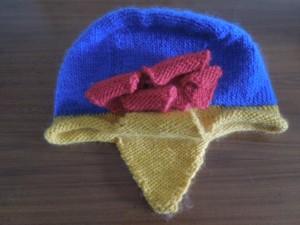 Kate Tanski_Carol Danvers Hat
