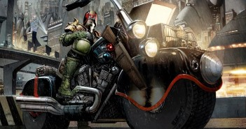 Judge Dredd Year One Greg Staples IDW Publishing
