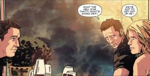 The Punisher #12. W: Edmonson. A: Gerads. Marvel Comics, 2014.