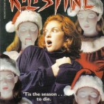 Fear Street, Silent Night 3, RL Stine, Bill Schmidt cover