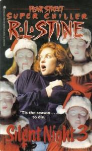 Fear Street, Silent Night 3, RL Stine, Bill Schmidt cover