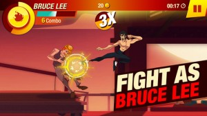 Game image of Fight as Bruce Lee