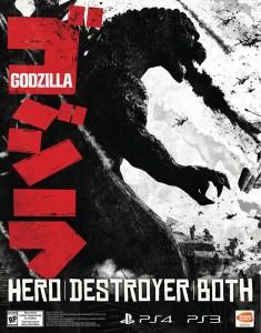 Godzilla Bandai Namco