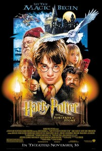 Harry Potter And The Sorcerer's Stone. Directed by Chris Columbus. 2001