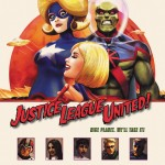 JUSTICE LEAGUE UNITED #10. Inspired by MARS ATTACKS! Cover Art by Marco D'Alphonso. DC Comics. Variant Covers.