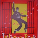 Jailhouse Rock. Directed by Richard Thorpe. 1957. Movie Poster