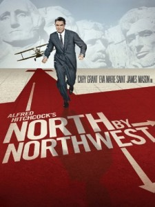 North by Northwest. Directed by Alfred Hitchcock. 1959