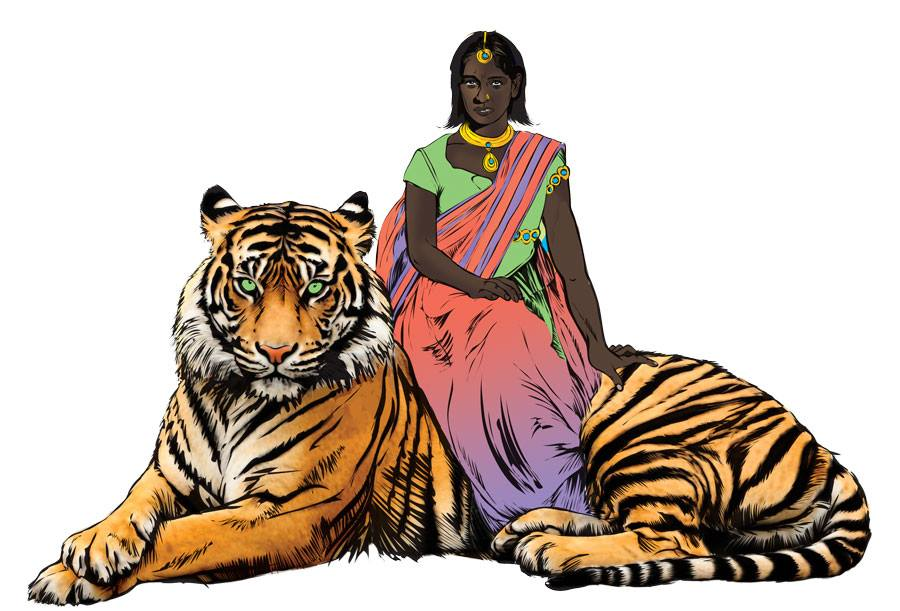 India's New Comic Book Hero