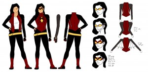 Spider-Woman by Kris Anka.