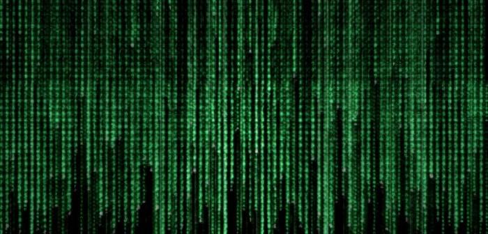The Matrix Code Wallpaper