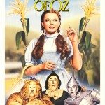 The Wizard of Oz. Directed by Victor Fleming. 1939. Movie Poster.