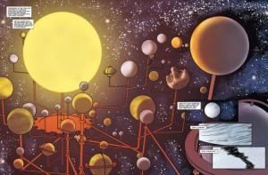Universe, Brass Sun