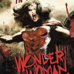 WONDER WOMAN #40. 300. DC Comics. Cover Art. Bill Sienkiewicz. Variant Cover