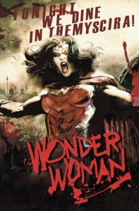 WONDER WOMAN #40. 300. DC Comics. Cover Art. Bill Sienkiewicz. Variant Cover