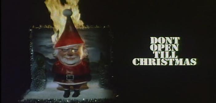 Don't Open Till Christmas title card