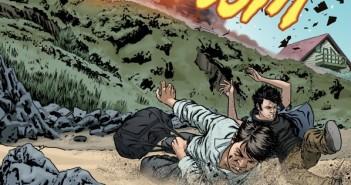 Father's Day #1 Mike Richardson (W), Gabriel Guzmán (A) Dark Horse Comics