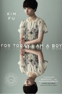 For Today I am a Boy Kim Fu HarperCollins Canada 2014