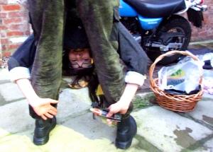 furry&bike