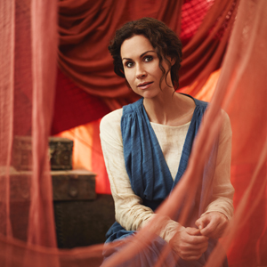 The Red Tent - MOW PICTURED: Minnie Driver Courtesy of Showcase Canada 2014
