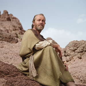 Pictured: Iain Glen The Red Tent 2014 Courtesy of Showcase Canada