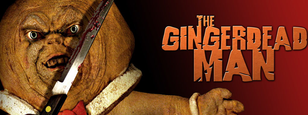 Merry Scary Christmas: The Gingerdead Man