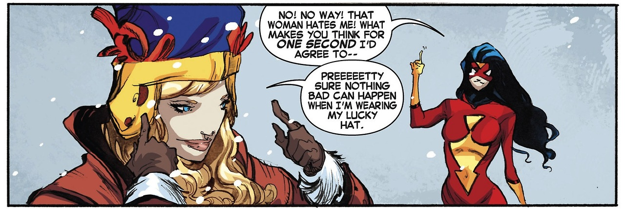 Geeky Crafts: Carol Danvers' Lucky Hat